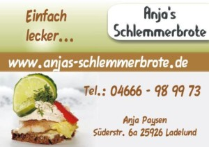 Anjas Schlemmerbrote