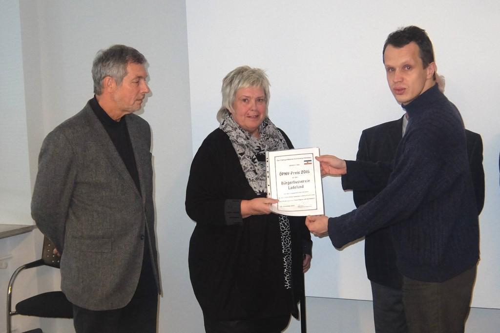 FGB SH-Verleihung ÖPNV-Preis 2015 1